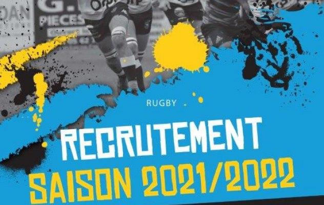 recrutement 2021 2022