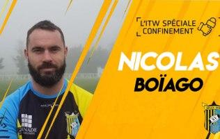 Nicolas Boiago