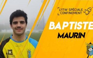 Baptiste Maurin